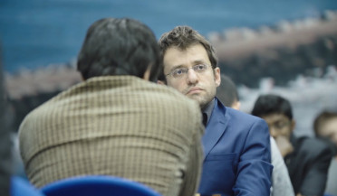 Aronian still in fifth place