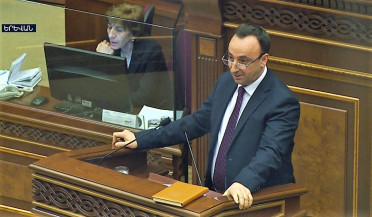 Hrayr Tovmasyan ready to return to Constitutional Court