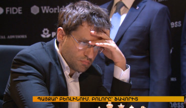 Chess world champion candidates continue fighting in Berlin
