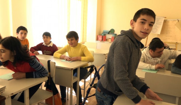 Special schools in Etchmiadzin on the verge of closing