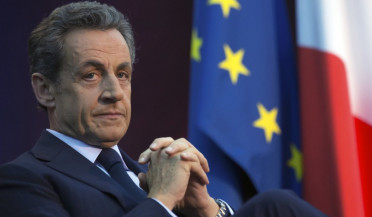 Sarkozy charged over Libyan claims