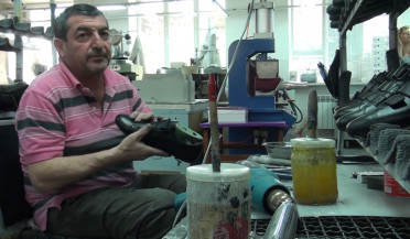 Armenian shoes conquers markets