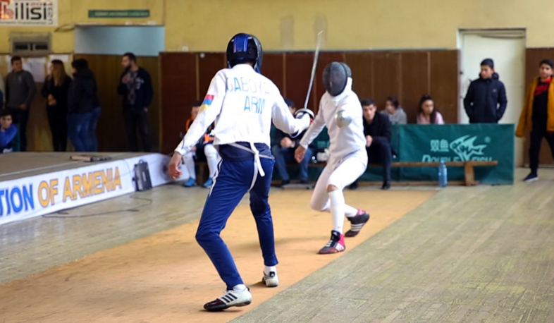 European U-23 fencing championship to take place in Yerevan