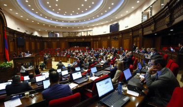 Parliament discusses ratification of EU Agreement