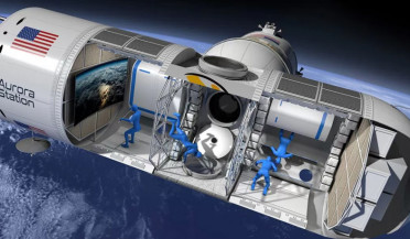 American company promises to open space hotel