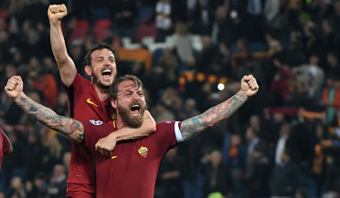 Roma and Liverpool qualify for Champions League semifinal