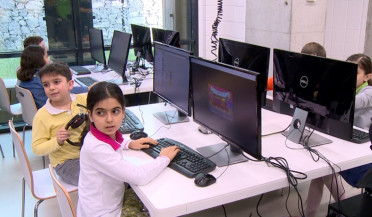 New IT laboratory in Ayb School