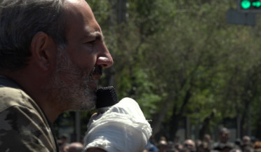 Pashinyan continues the march