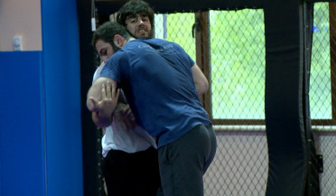 Greco-Roman wrestling with new rules