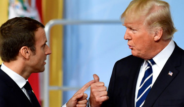 Macron and Trump discuss new Iran nuclear deal