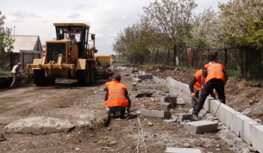 Water drainage systems restored in two Shirak villages