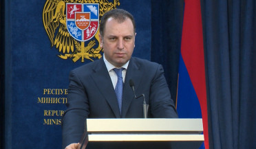 Vigen Sargsyan to stay in office until nomination of new minister