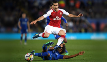 Arsenal loses to Leicester in away match