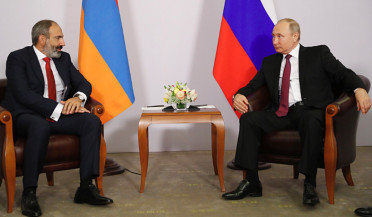 Pashinyan-Putin: first meeting and results