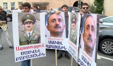 Two lawmakers warrant for Samvel Babayan