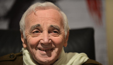 Charles Aznavour is 94