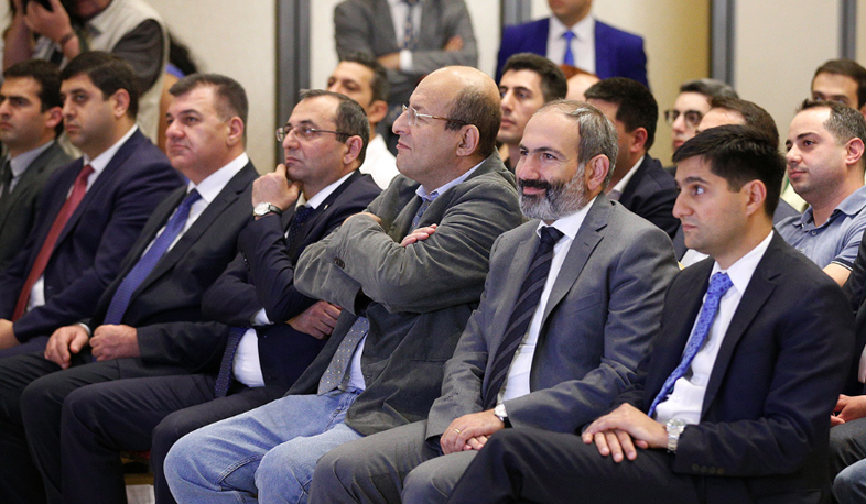 Nikolay Pashinyan attends 18th annual UITE conference