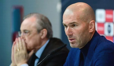Zidane steps down as Madrid coach