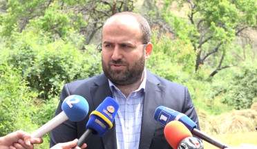Khosrov Forest 80% recovered