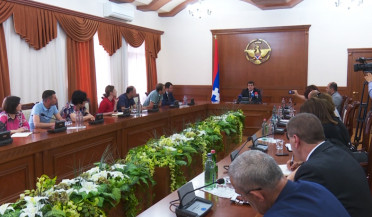 Artsakh nominates new Minister of State