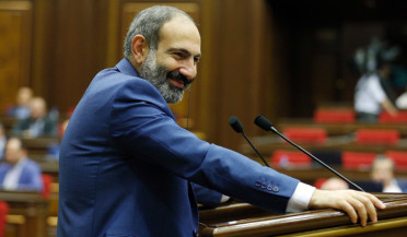 Nikol Pashinyan: I cannot reserve the right to represent Artsakh in negotiations