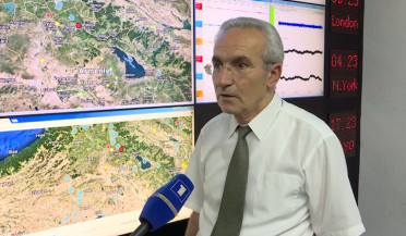 No danger in earthquake and aftershocks in Armenia