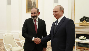 Pashinyan meets Putin twice in one month