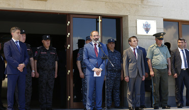 "Pashinyan: ""Reconciliation between lawmakers and society takes place in Armenia"""