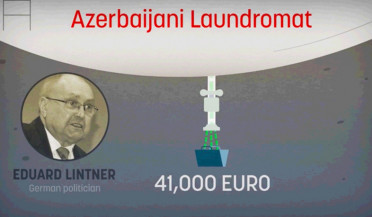 Azerbaijan paid 3 billion USD as bribe