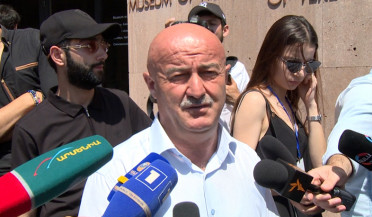 Protesters demand Yerevan Mayor resignation