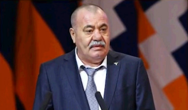 NSS publishes new video from Manvel Grigoryan's house