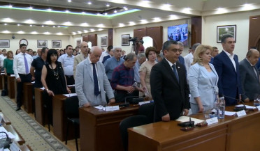 Yerevan Council holds sitting without Mayor
