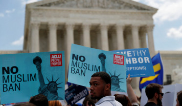 US bans travel from five Muslim countries