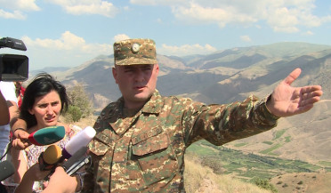 Armenia monitors Azerbaijani posts