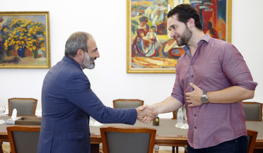 Alexis Ohanian to contribute in IT development in Armenia