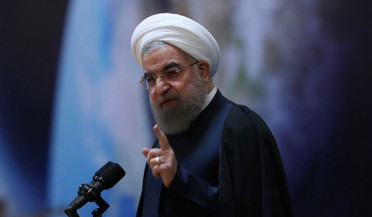 Rouhani promises to bring US to its knees