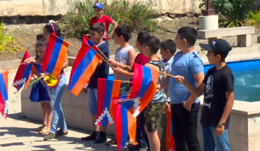 Artsakh celebrates Martakert liberation 25th anniversary