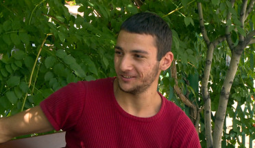 Alen returns to Armenia to serve in army