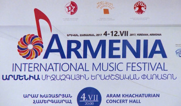Armenia classical music festival to take place in Yerevan