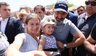 Pashinyan: The time of corruption is over