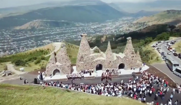 Goris: culture under red roofs
