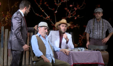 Hakob Paronyan Comedy Theater stages new play