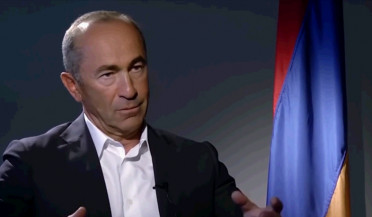 Robert Kocharyan charged with March 1 events