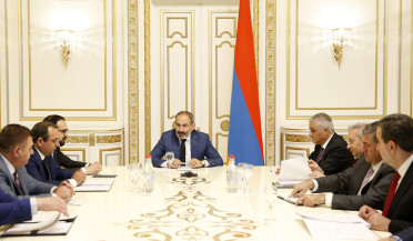 There should be no cases of abuse of dominant position, Pashinyan says
