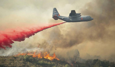 California suffers greatest wildfires in history