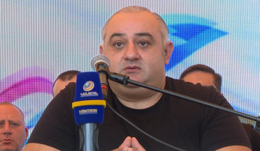 Prosperous Armenia starts election campaign