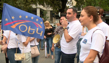 "Rule of Law starts campaign with slogan ""We and Our Yerevan"""