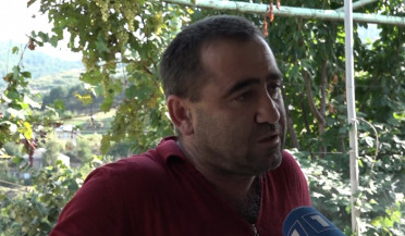 Suren Sepkhanyan, wounded in Koti, recovers