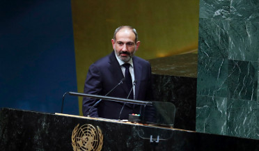 PM Pashinyan delivers speech at UN General Assembly