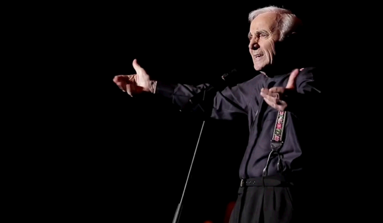 The Philosophy of Aznavour's Life